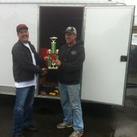 Sportsman Points Champion Clint Neargarth